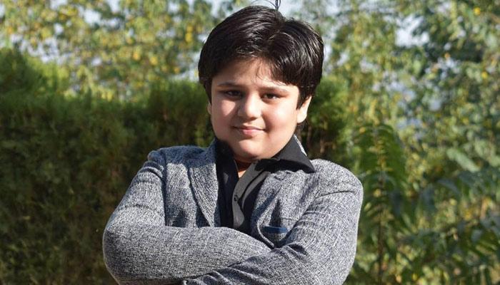 پاکستان کے 9 سالہ بچے زیدان حامد کا کارنامہ