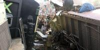 Train Accident Dead Body Of Assistant Driver Send To His Village