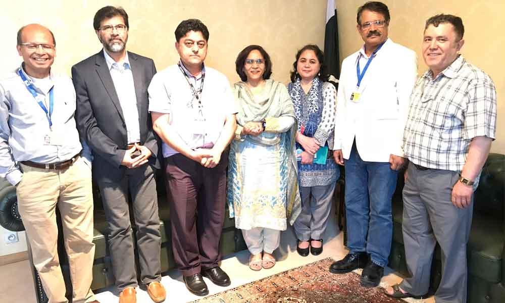 پاکستان اور یورپ کے درمیان نئے دور کا آغاز