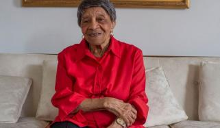 99 Years Old Volunteer Of White House Work For 26 Years