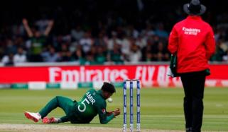 Pakistan Dropped Two Difficult And Four Easy Catches