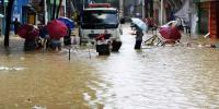 Rainstorms Hit In China4 People Missing
