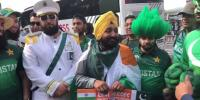 Indian Sikh Supports Pakistan Team