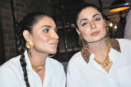 پاکستان فلم انڈسٹری کی مشہور اداکاراؤں کی ''آمنے سامنے'' گفتگو