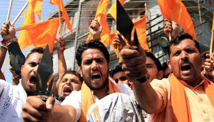 بھارتی قوم پرستوں ہندوؤں کی پرتشدد پالیسی ہے، امریکی رپورٹ