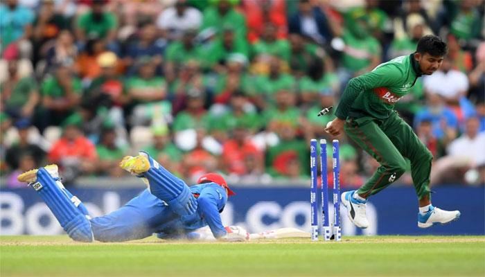 بنگلادیش فتح کے ساتھ پانچویں پوزیشن پر