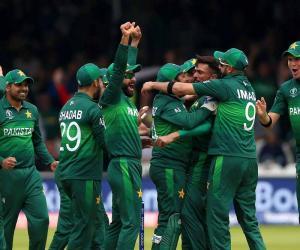 پاکستان کی جنوبی افریقا کیخلاف شاندار فتح