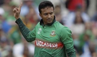 Cwc2019real Tiger Of Bangladesh Shakib Al Hasan
