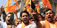 Indian Hindu Extremist Have Violent Policy Over Non Hindus