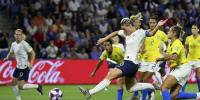Fifa Women World Cup Hosts France Beat Brazil In Extra Time To Reach Quarter Finals