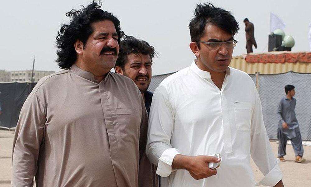 علی وزیر اور محسن داوڑ کو جیل بھیج دیا گیا