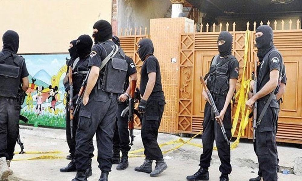 گوجرانوالہ سے کالعدم تنظیم کے 3 دہشتگرد گرفتار