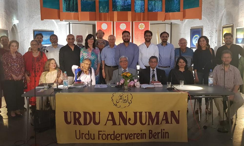 برلن، عربی خطاطی سے ابراہیمی مذاہب میں ہم آہنگی کا پیغام
