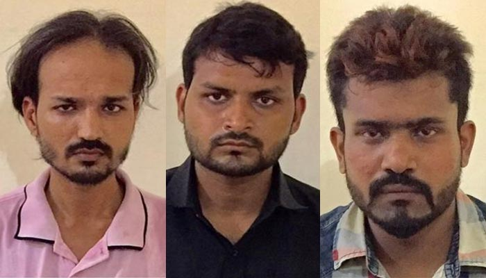 کراچی: رینجرز کی کارروائی،3 اسٹریٹ کریمنلز گرفتار