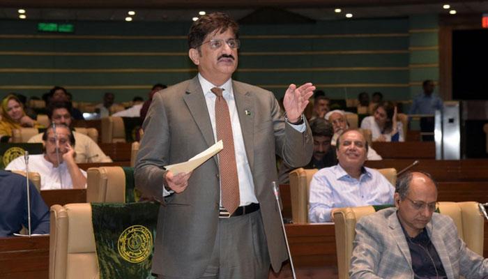 بہتر پرفارمنس کے باوجود تنقید کی جاتی ہے، وزیراعلیٰ سندھ