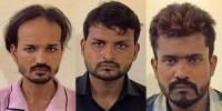 Rangers Arrest Three Street Criminals