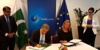 Pakistan And Eu Sign Strategic Engagement Plan In Brussels