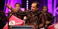 Rahat Fateh Ali Named Oxford Degree To His Family