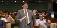 Despite Of Best Performance Criticism Continues Sindh Chief Minister