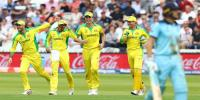 Australia Became First Semi Finalist With Victory Against England