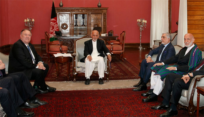 افغان امن معاہدہ ستمبر سے پہلے ہوسکتا ہے، پومپیو