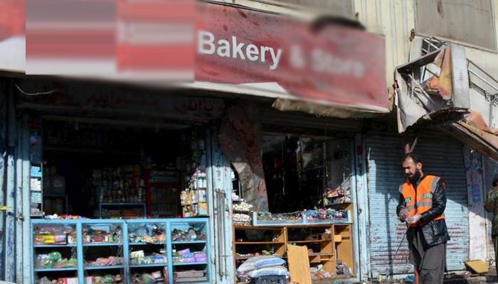 لاہور، بیکری میں گیس سلنڈر پھٹنے سے 7 افراد زخمی