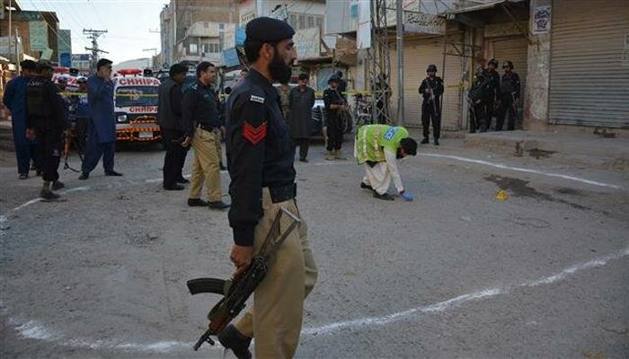 لورالائی پولیس لائن حملہ، 3 دہشتگرد ہلاک، اہلکار شہید