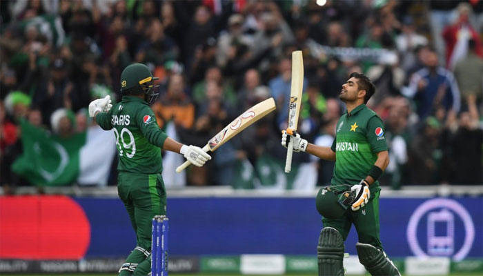 پاکستان نے نیوزی لینڈ کی مسلسل فتوحات کاسلسلہ روک دیا