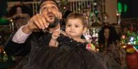 Boxer Amir Khan Celebrate Her Daughter Alayna Birthday