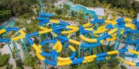 Worlds Longest Water Slide Set To Open At Malaysian Theme Park