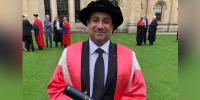 Rahat Fateh Ali Khan Receives Honorary Degree Of Oxford University
