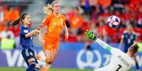 Fifa Womens World Cup Netherlands Beat Japan By 2 1
