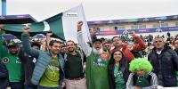 Jubilation After Pakistans Victory In Birmingham
