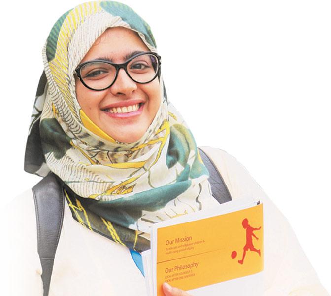 لیاری کی طالبہ اور معلمہ، ماہرہ احمد