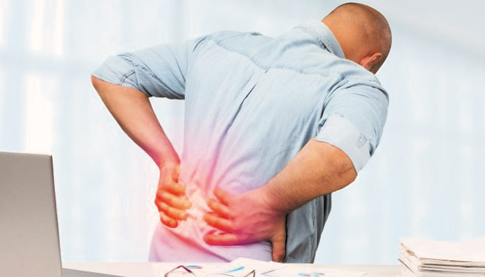 ''کمر درد'' وجوہات، احتیاط، تشخیص اور علاج