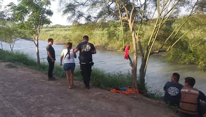 میکسیکو کے پناہ گزین باپ بیٹی کی دہلا دینے والی تصویر