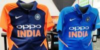 Controversy Surrounding India World Cup 2019 Orange Jersey