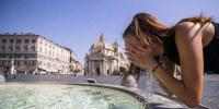 Extreme Heatwave Hits Europe