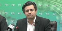 Hammad Azhars Aggressive Response To Shahbaz Sharifs Speech In Na