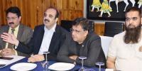 Spain Pakistan Diplomate Arranged Dinner For Traders