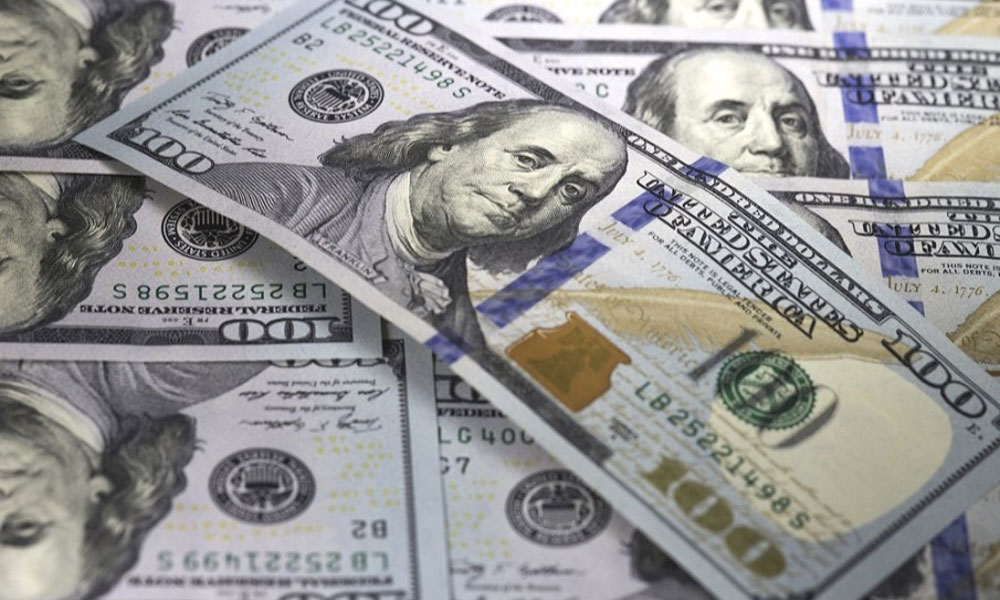 ڈالر معمولی سستا