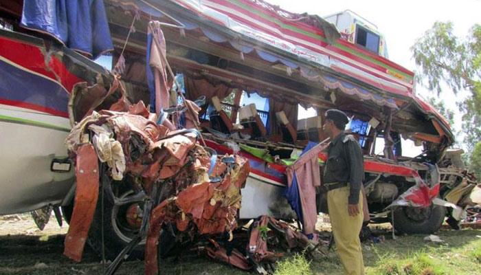''خونی شاہراہ'' تکمیل سے اب تک درجنوں افراد ہلاک ہوچکے ہیں