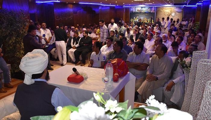 '' درس قرآن انٹرنیشنل کانفرنس'' کا انعقاد