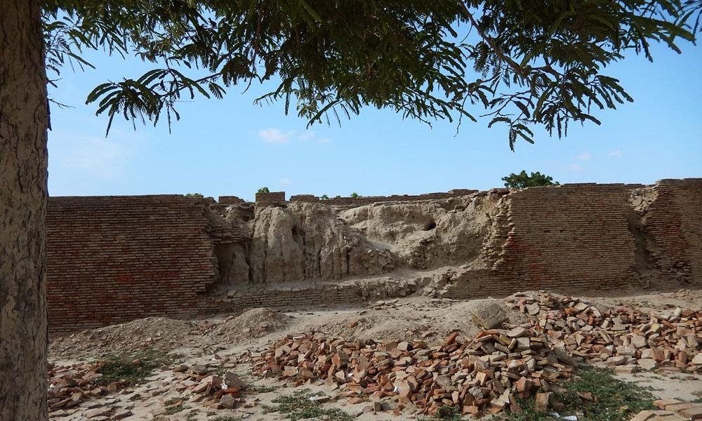 ''عمر کوٹ کا قلعہ'' اس سے کئی تاریخی داستانیں جڑی ہیں