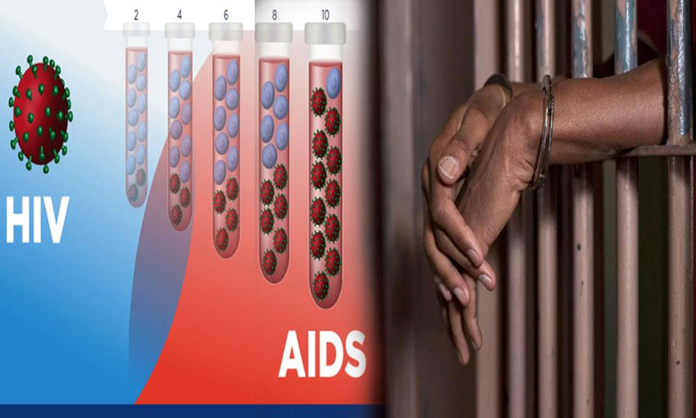 کے پی کے، قیدیوں میں ایڈز اور ہیپا ٹائٹس کا انکشاف