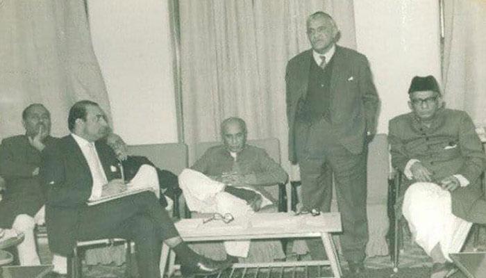 ''حیدر منزل'' پاکستان سے پہلے پاکستان