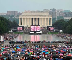 امریکامیں یوم آزادی کی رنگا رنگ تقریبات