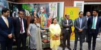 Belgium Ambassador Of Pakistan Naghmana Alamgir Hashmis Farewell Party