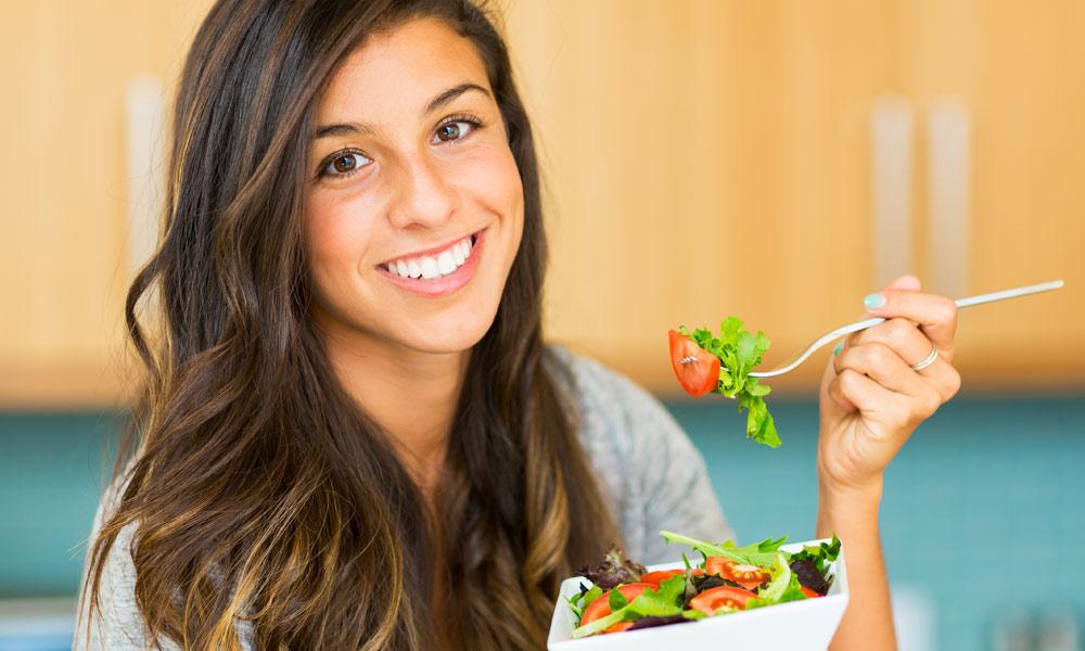 وزن کم کرنا ہے تو معیاری کھانا کھائیں