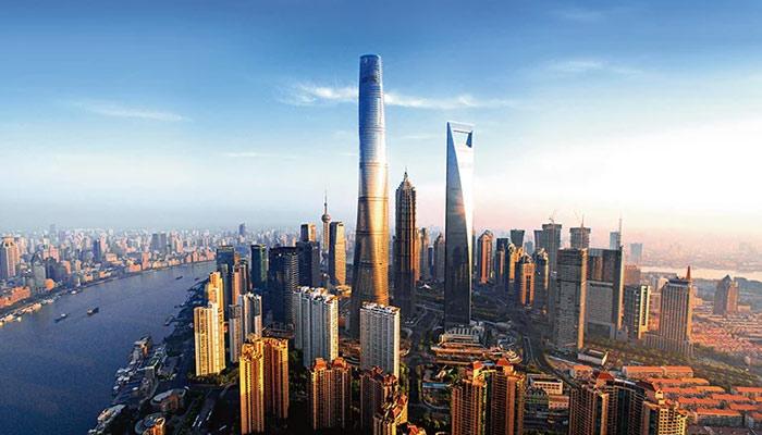 فلک بوس عمارتوں کی تعمیر چین نے سب کو پیچھے چھوڑ دیا